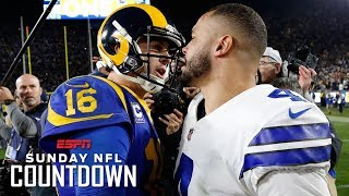 Jared Goff can lead the Rams to the Super Bowl - Matt Hasselbeck   NFL Countdown