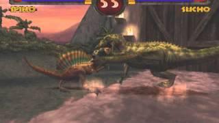 Jurassic Park Warpath Spinosaurus