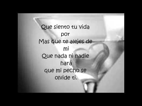 Cada noche un amor -Vicente Fernandez (letra)