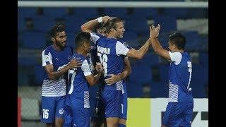 JSW Bengaluru FC 5-0 Aizawl FC (AFC Cup 2018: Group Stage)