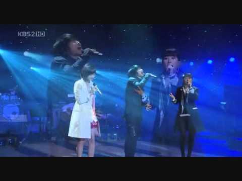 Junsu & Haeri - Timeless performances