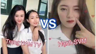 Tik Tok | Đại Chiến Giữa Trang HAM TV và Hạnh SVM | Bên nào sẽ THẮNG?? | Pun Pun TV