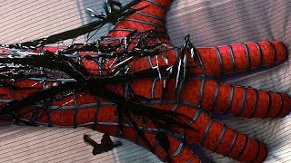 The Venom Symbiote Bonds With Spider-Man - Spider-Man 3 (2007) Movie Clip HD