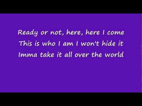 Baixar Britt Nicole Feat. Lecrae- Ready or Not - Lyrics