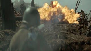 Hacksaw Ridge (2016) - Attack Continues [1080p]