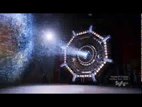 REWIND - Cancelled TV show pilot - Time Travel Sci-fi/Action (Promo)