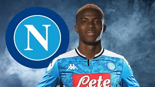Victor Osimhen ● Welcome to Napoli ● 2020 🔵