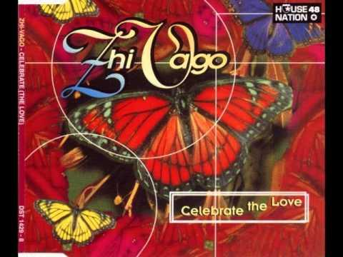 Zhi-Vago - Celebrate The Love (Club Mix) [Instrumental]