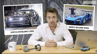 Richard Hammond roasts YouTubers' cars!