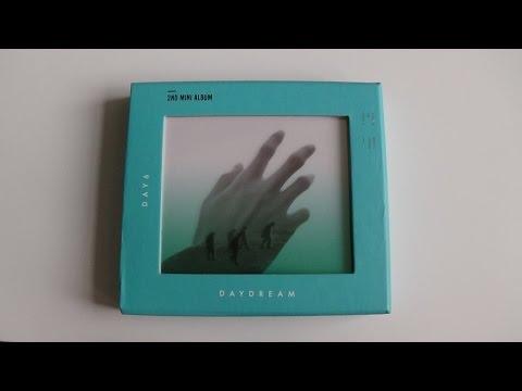 Unboxing DAY6 데이식스 2nd Mini Album Daydream 데이드림