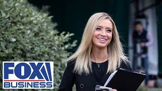 Kayleigh McEnany holds a press briefing at White House | 7/16/20