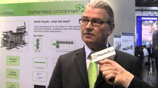 New solutions in extrusion from battenfeld-cincinnati