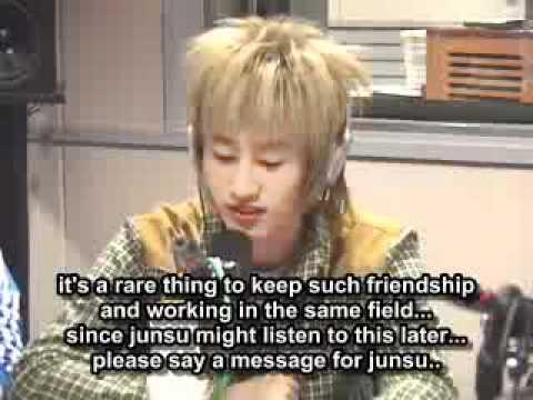Eunhyuk talks about Xiah Junsu [Eng Subs]