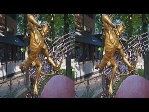 Urban Sculptures in 3D !BEST 3D Photo