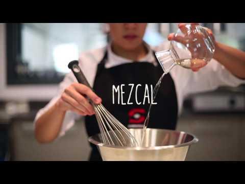 Mezcal Rompope recipe: Custard with mezcal