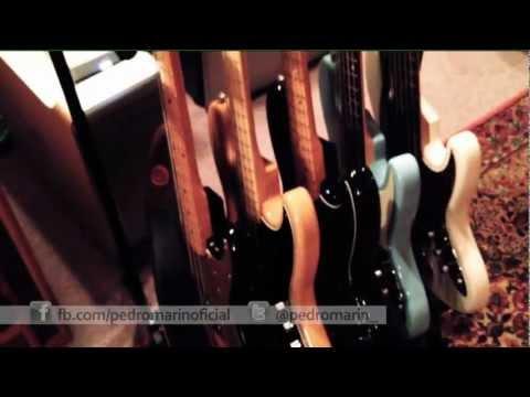Sesion de bajo Jesus Adrian Romero (Pedro Marin vlog)