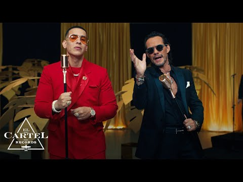Daddy Yankee & Marc Anthony - De Vuelta Pa' La Vuelta (Official Video)