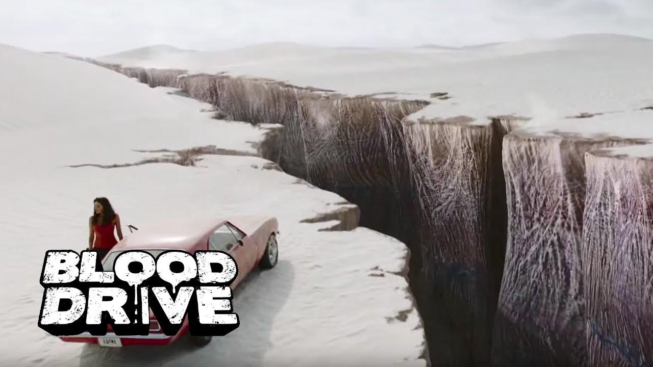 Trailer de Blood Drive