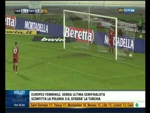 Varese-Sassuolo 0-1