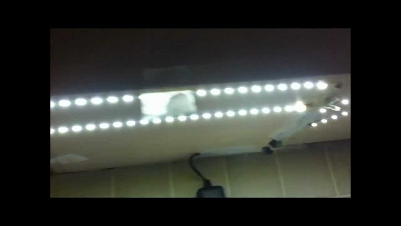 Under Mount Kitchen Lighting Roigh In