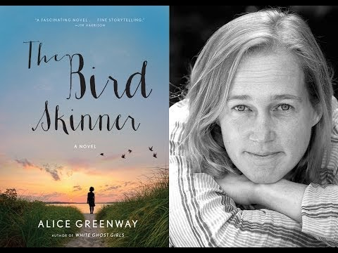 Alice Greenway discusses THE BIRD SKINNER