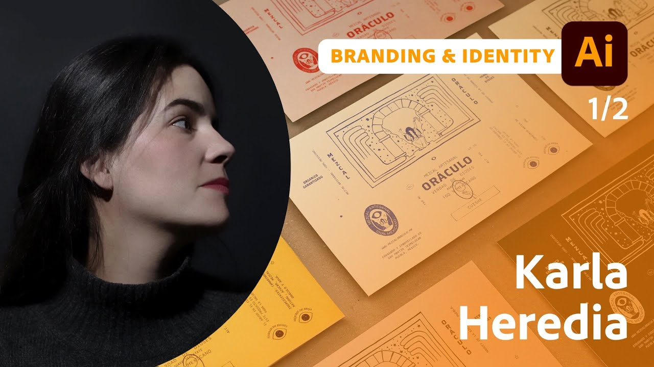 Creating Economical Branding Solutions for Small Businesses with Karla Heredia - 1 of 2