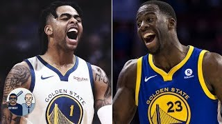 Warriors predictions: D'Angelo gets traded, Draymond gets paid   Jalen & Jacoby