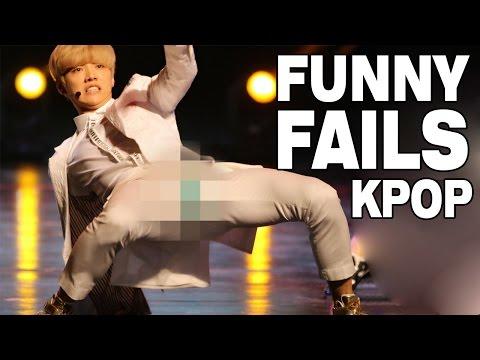 TOP SPECTACULAR KPOP FAILS
