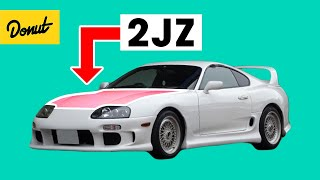 2JZ ENGINE - How it Works | SCIENCE GARAGE
