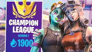 Worlds best Fortnite Arena duo...