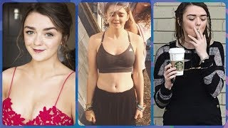 Maisie Williams (Arya Stark of Game of Thrones) Rare Photos | Family | Friends | Lifestyle