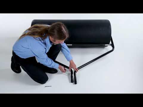 "AGRI-FAB Push / Tow Lawn & Garden Roller (24"" Working Width) 45-0267"