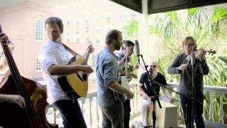 Back Porch Session: Steep Canyon Rangers