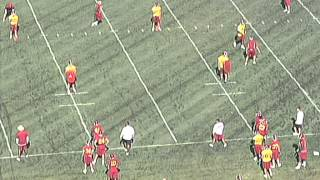 Iowa State Special Teams Drills 2