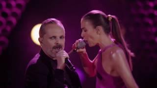 Miguel Bosé - Como un lobo (con Sasha Sokol) - MTV Unplugged (Videoclip Oficial)