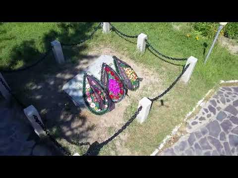 Памятник, могила Пржевальского