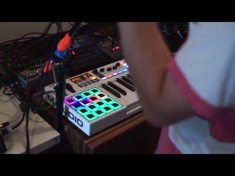 M-Audio || Artist spotlight: Javelin