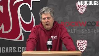 Mike Leach Press Conference 10/24