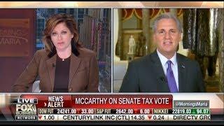 Kevin McCarthy Talks Tax Cuts, Kate Steinle Verdict | Fox Business