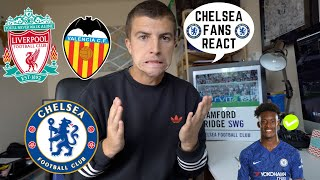 CHELSEA FANS REACT WOLVES 2-5 CHELSEA    LIVERPOOL AND VALENCIA NEXT...
