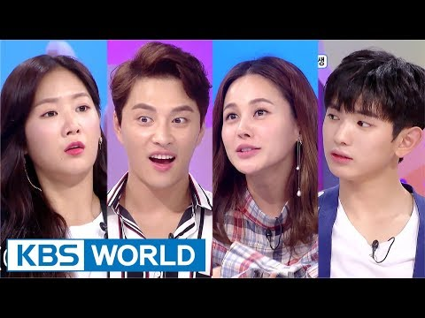 Hello Counselor - Ivy, Min Woohyuk, Soyou, Lee Euiwoong [ENG/THAI/2017.09.04]