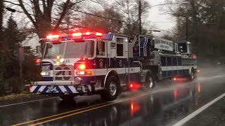 Top 25 Fire Truck Responses of 2017 - Best Of Sirens
