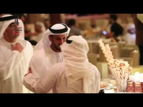 Mohamed Dekkak Founder and Chairman of Adgeco Group at banquet Suhoor, Dubai, United Arab Emirates
