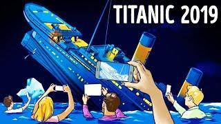 Chuyện gì sẽ xảy ra nếu thảm họa Titanic xảy ra ngày nay
