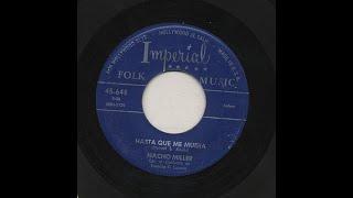 Nacho Miller - Hasta Que  Muera - Imperial 648-b