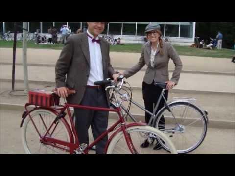 Pilen Mueve la Tweed Ride Madrid 2013