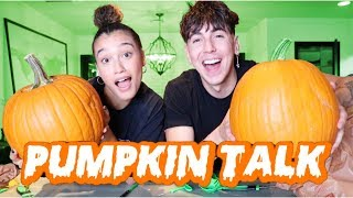HALLOWEEN PUMPKIN TALK WITH BOBBY MARES!!! *we answer your questions*