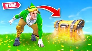 The *NEW* ONE CHEST Challenge In Fortnite Battle Royale