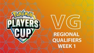 Pokémon Players Cup VG Regional Qualifiers Week 1