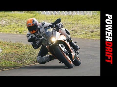 KTM RC 125 : India's smallest sports bike